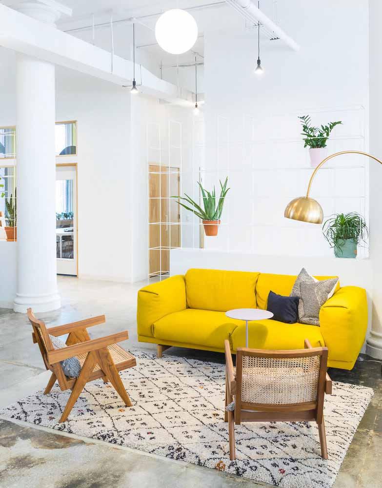White Room Interior Design Look