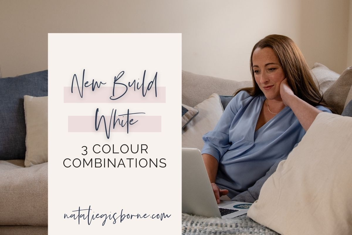 Colour Combinations For New Build White