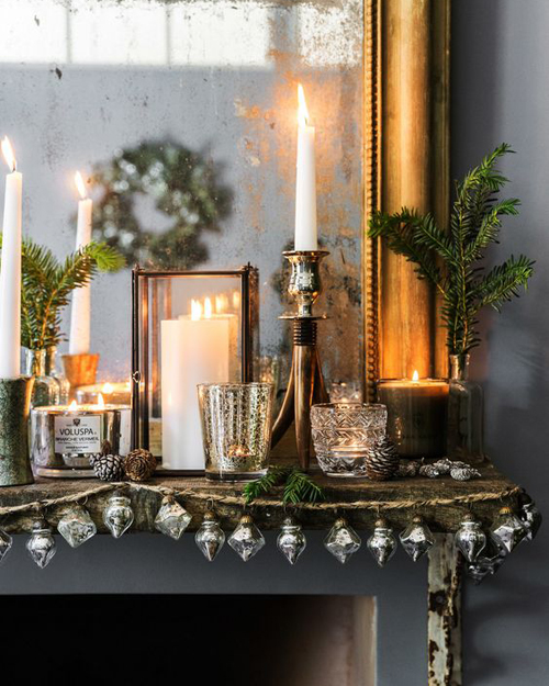 Decorate Your Fire Place