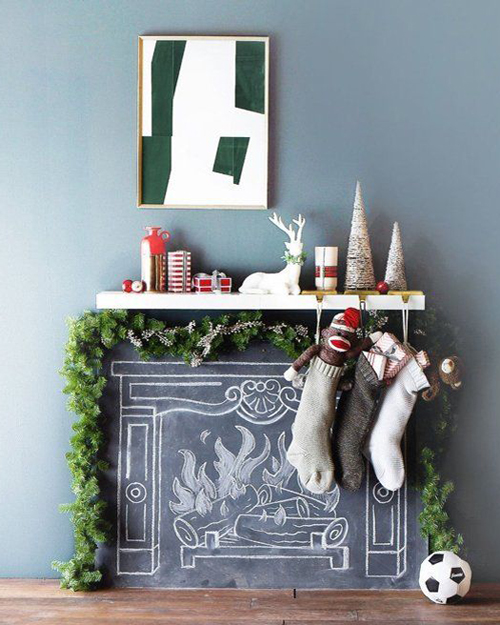 Decorating Fire Place