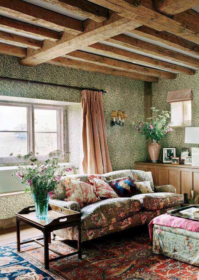 interior design trends 2021 cottagecore