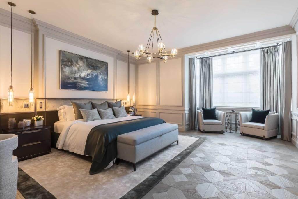 Neutral Contemporary Bedroom Ideas
