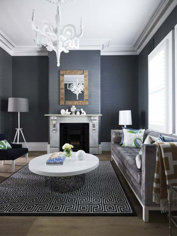 10 Navy And Grey Living Room Ideas To Inspire Your Next Project
