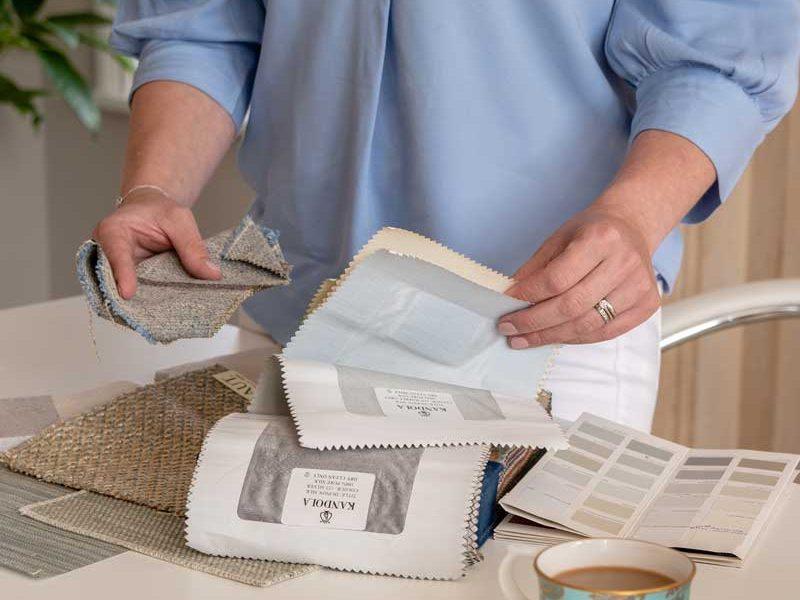 Natalie-Gisborne-interior-designer Matching Colours